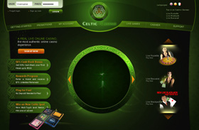 Celtic Live Casino
